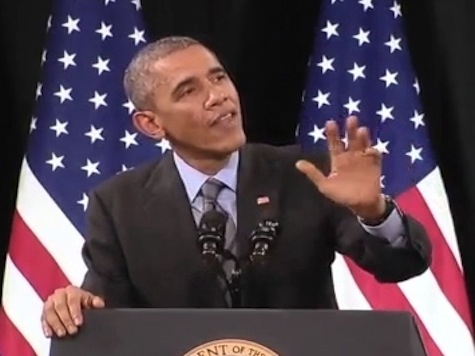 Obama to Protesters: Not Everyone Qualifies to Stay But This Is Just the First Step