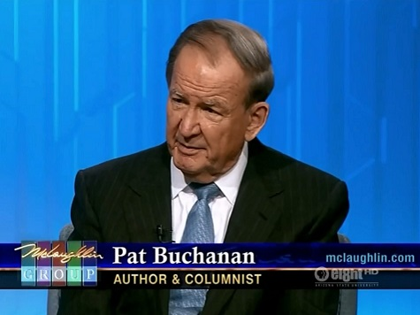 Buchanan: Exec Amnesty 'Impeachable Act' By 'Rogue President'