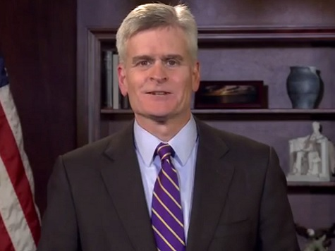 Cassidy Touts Keystone XL, Opposition to Exec Amnesty