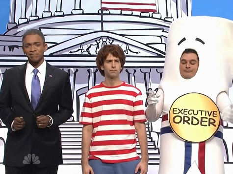SNL Rips Obama With Updated Version of Schoolhouse Rock