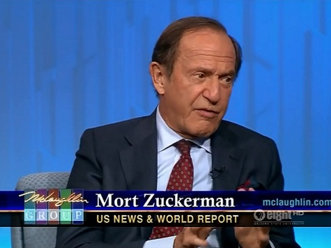 Zuckerman: Exec Amnesty 'Fundamental Disruption' In Way Gov't Works