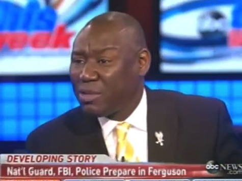 Benjamin Crump: 99% of Time Police Not Charged When They Kill Young Black People