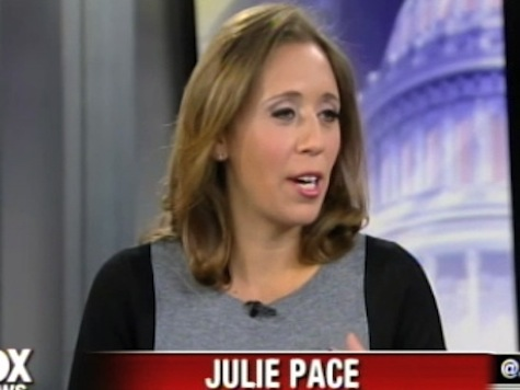 AP's Pace: White House Disappointed GOP Hasn't Shut Down Government
