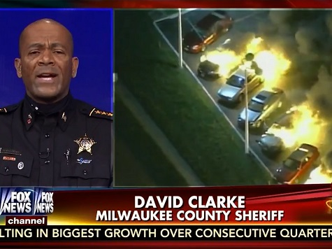 Dem Sheriff: Obama Ferguson Speech 'Done With a Wink and a Nod'