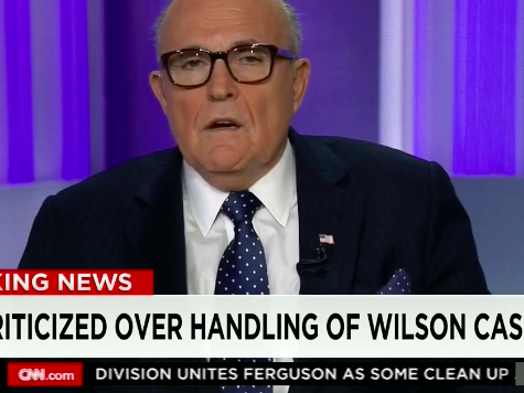 Giuliani: 'No Question' Grand Jury Could Not Indict