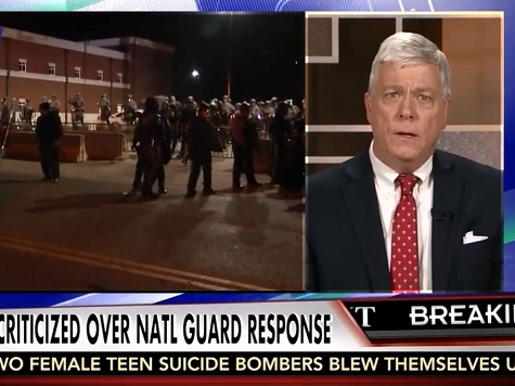 MO Lt Gov: Fed Pressure Only Explanation for Not Sending Guard to Ferguson