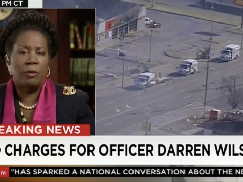 Jackson Lee: Ferguson Protesters 'Have the Direction of This Country in Their Hands'