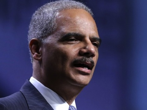 Holder Responds to Riots By Accusing Law Enforcement of Creating Divides Of Distrust