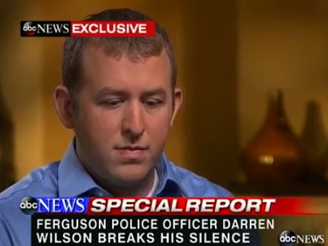 Darren Wilson Tells ABC News He Wouldn't Have Done Anything Differently