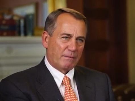 Watch: Boehner Prepares a Thanksgiving Turkey