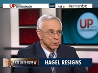 MSNBC Analyst: Hagel Had Responsibility, But Not Power