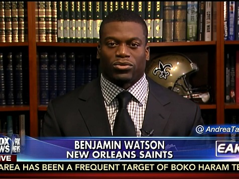 NFL Player on Ferguson: Until Dealing with Sin Through Blood of Christ, No Moving Forward