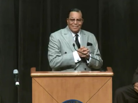 Farrakhan: 'Law of Retaliation' Applies to Ferguson