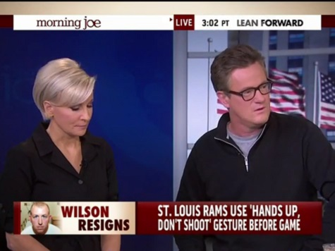Scarborough Slams Media on Ferguson: 'This Ram Thing Was the Last Straw'