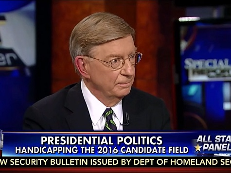 George Will: 'I Doubt' Jeb Will Run in 2016
