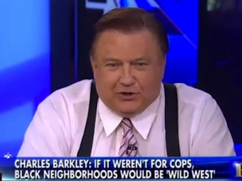 Beckel Slams Barkley: 'He Hasn't Seen a Poor Neighborhood in 20 Years'
