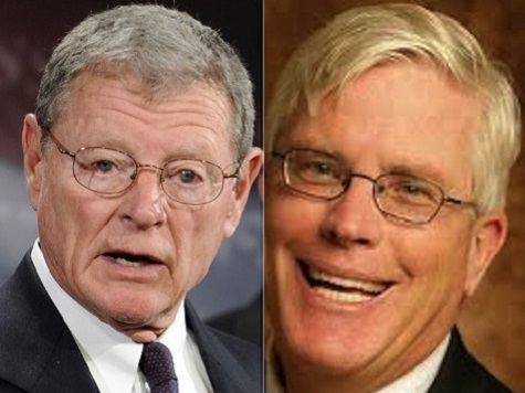 Hewitt, Inhofe Battle Over Proposed Military Cuts