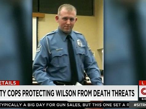 Report: Off-Duty Cops Protecting Darren Wilson From Threats