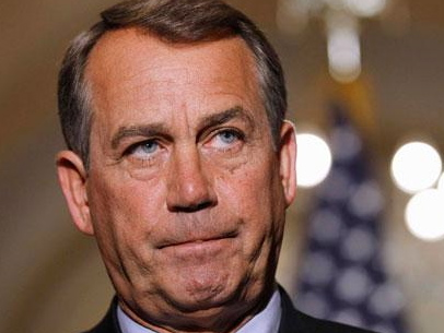 Boehner: It's Hard for the American People to Trust Obama's Word on Any Issue