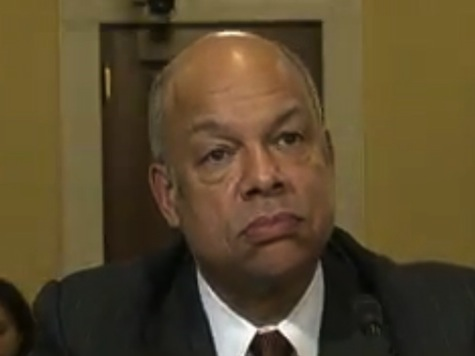 Chaffetz Grills Johnson: 'Did the President Change the Law?'