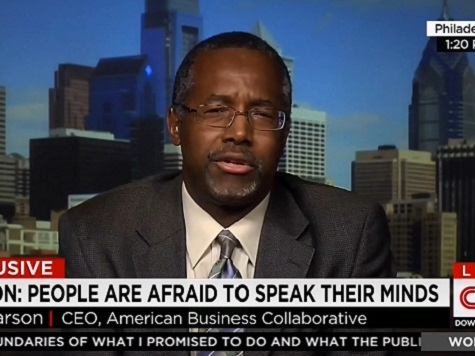 Carson, Blitzer Spar Over Nazi Germany, Slavery Comments