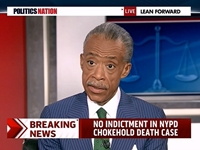 Sharpton: 'Talking About' National DC Rally On December 13