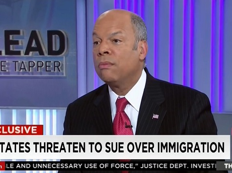 Jeh Johnson: 'Our Borders Are Not Open to Illegal Migration'