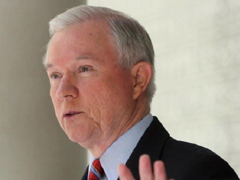 Sessions Calls on Congress to Block All Presidential Spending