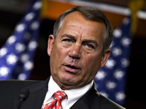 Boehner: American People Deserve More Answers on Garner, Brown