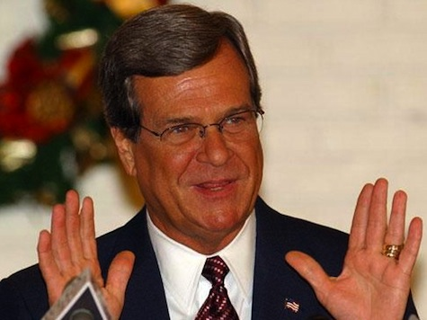 Trent Lott: Senate Should 'Quit Acting Like a Bunch of Chickens'