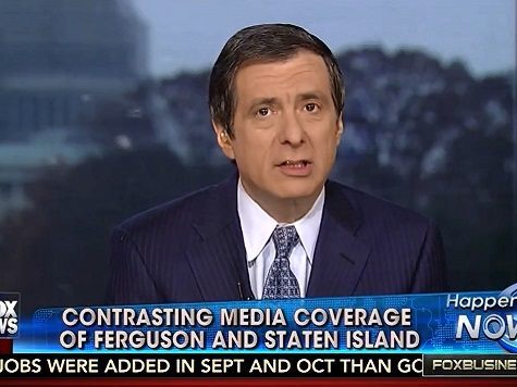 Kurtz: Brown and Garner 'So Very Different,' Conflated to 'Push an Agenda'