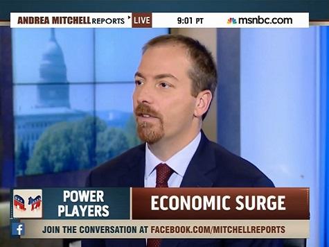 Chuck Todd: No Shutdown Because Boehner Has 'More Control' of GOP