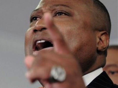 New Black Panther Party Leader Quanell X: This Country Is on the Verge of a Civil War
