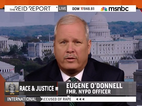Fmr NYC Cop: Grand Jury 'Not a Good Process' for Trying Cops