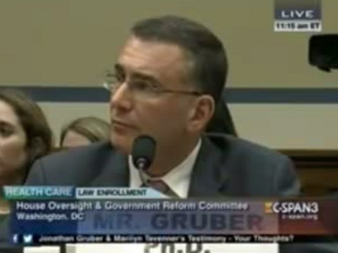 Gruber Tells House 'Take It Up with My Counsel' on Doc Requests