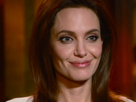 Angelina Jolie: 'Would Consider' Going Into Politics