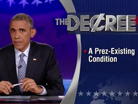 Obama Hijacks 'The Colbert Report' for 6-Minute ObamaCare Promo