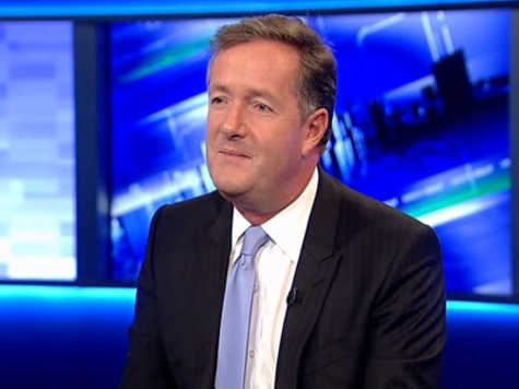 Piers: I Was 'Too Aggressive' on Gun Control