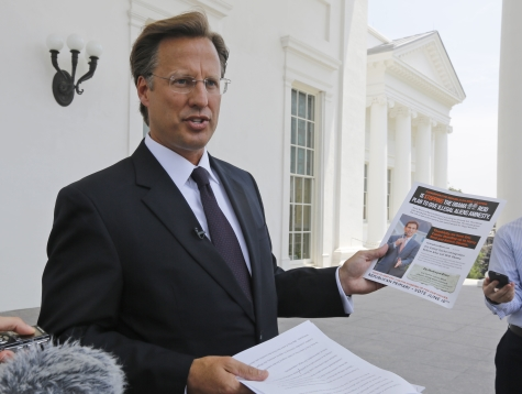Dave Brat: GOP 'Going to Lose the American People' on Exec Amnesty