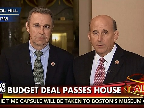 Gohmert: Leadership Wouldn't Work With Conservatives on Cromnibus