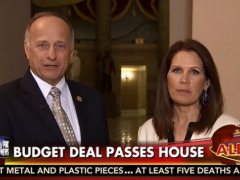 Bachmann, King: The Fix Was in on Amnesty and CR/Omnibus