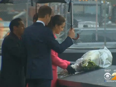 Prince William, Kate Middleton Visit Sept. 11 Memorial, Museum