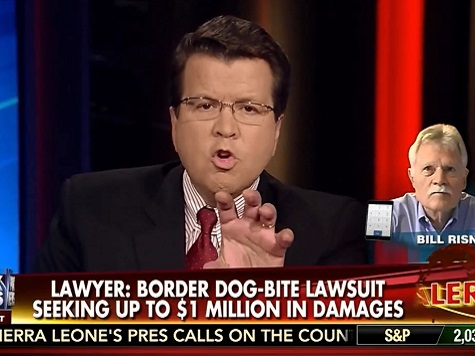Cavuto to Lawyer: If I'm Hurt Breaking Into Your House, Can I 'Sue Your Ass?'