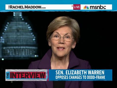 Elizabeth Warren Urges House Dems to Vote Down Budget Bill