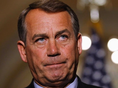 Boehner on Spending Bill: 'This is Exactly the Way I Don't Want To Do Business'