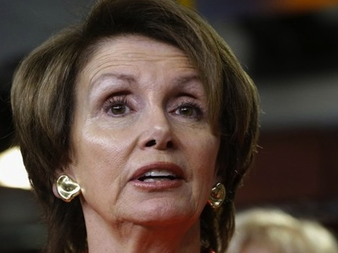 Pelosi on Boehner's Funding Bill: 'This Is Blackmail'