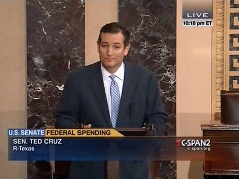 Cruz: Make Senate Vote on Constitutionality of Exec Amnesty