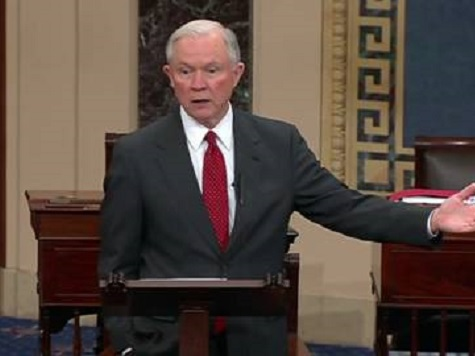 Watch: Sessions Demands Vote on Blocking Executive Amnesty