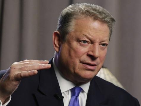 Gore: Desire for Keystone Same as Junkies Shooting Up Veins in Toes