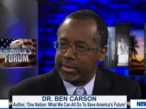 Ben Carson: Announcement About Running for President By May 1